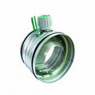 Сопловый клапан для измерения и регулировки расхода воздуха